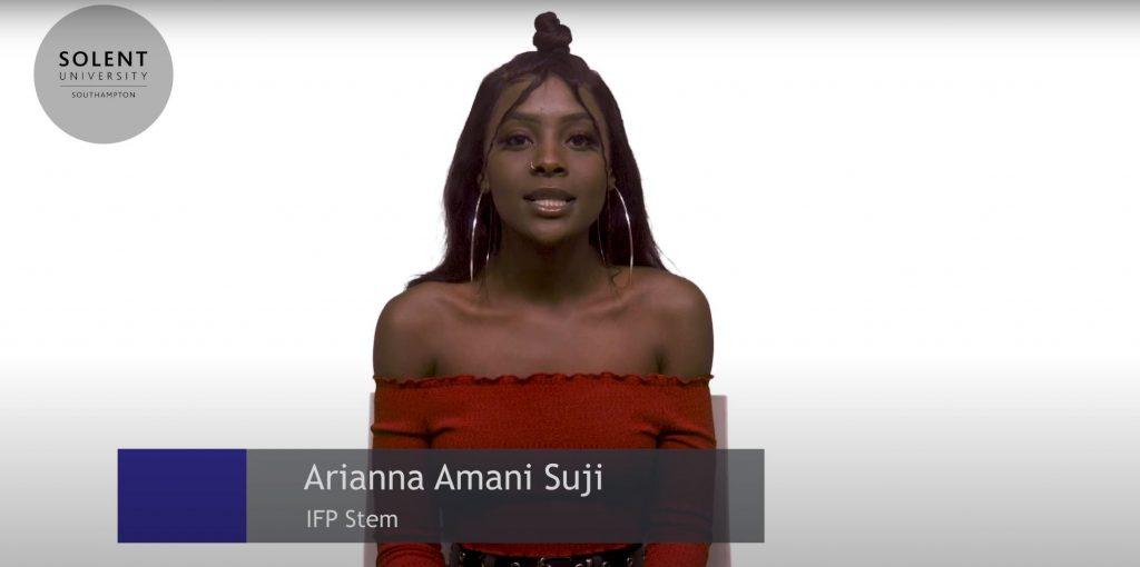 Arianna Amani Suji